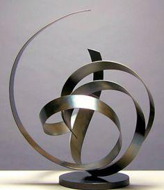 Damon Hyldreth Untitled artwork for sale London UK Bronze Sculpture, Wood Sculpture, Wall Sculptures, Modern Sculpture, Formalism Art, Conceptual Model Architecture, Welding Art, London Art, Metal Art