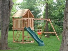 Playset/swingsets NEW