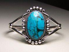 Turquoise Bracelet - classic style