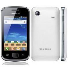 Samsung S5660 Galaxy Gio White
