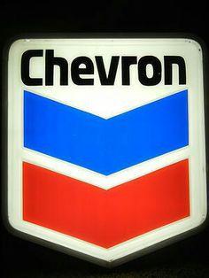 Chevron Logo Gas Pumps And Logos Chevron Gas Logos
