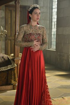 Reign, season 3, episode 9, 《 Wedlock 》. Queen Mary .