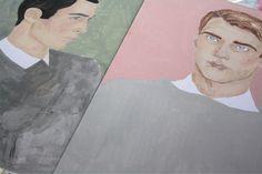 Meninos | Boys in Paint, by Caitlin Shearer