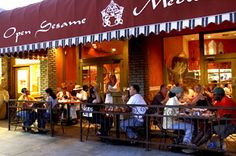 Open Sesame, Belmont Shore, Long Beach.  I worked for a Persian guy once, who fed us within an inch of our lives!  I loved the fresh, layered flavors in Middle Eastern and Mediterranean food.  This place is the real deal.  Every time.