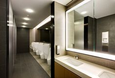 공용 화장실 인테리어 - Google 검색
