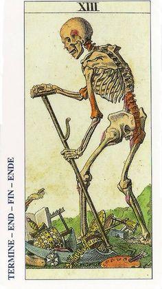 La Muerte - Tarot