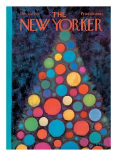 The New Yorker Cover - December 20, 1969 Poster Print by Charles E. Martin at the Condé Nast Collection