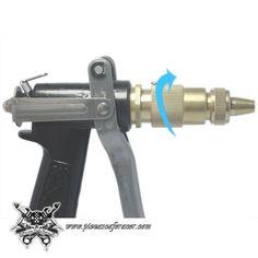 16,72€ - ENVÍO GRATIS - Pistola de Limpieza a Presión Ajustable de Alta Calidad Para Manguera de Agua