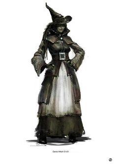 'Hansel & Gretel: Witch Hunters' concept art - Imgur