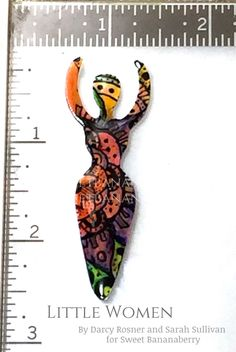 Sbb-dr/ss-sc-17 Small Goddess shaped cabochon by Darcy Rosner & Sarah Sullivan (home made jewelry making supply) by SweetBananaberry on Etsy https://www.etsy.com/listing/246301126/sbb-drss-sc-17-small-goddess-shaped