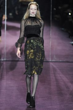 Gucci Fall 2012 Photo 1