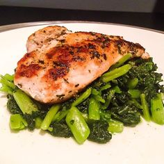 """""""@baconitpaleo with their #FlavorGod Grilled Chicken over Broccoli all seasoned up with my #FlavorGod Seasoning. Simple and delicious!"""""""