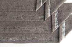 Finishing knit edges