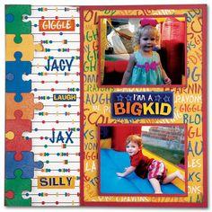 baby boy scrapbook page ideas | Scrapbooking Ideas : Departments : Hobby Lobby - Hobby Lobby