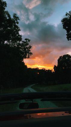 Elegant Tumblr Sunset Aesthetic