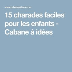 Charades, Activities For Kids, Road Trip, Lettering, Conservation, Communication, Couture, Birthday, Party