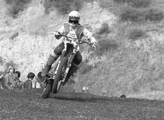 Art Roger Decoster Motocross cars-and-motorcycles