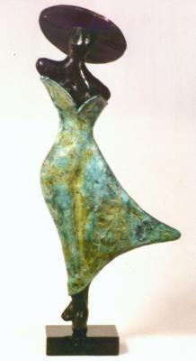 Joop Houthuijzen - elegant (sculpturen/brons) Human Sculpture, Sculptures Céramiques, Sculpture Art, Pottery Sculpture, Pottery Art, Statues, Bronze, Elegant, Ceramic Art