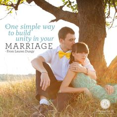 """""""Heavenly Father, sometimes I forget that marriage is not simply about me and my spouse, but was designed by You as a visible representation of Your endless love. Would You begin to show us how we might extend Your grace to others? In Jesus' Name, Amen."""" ~ Lauren Dungy     