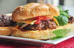 Recipe of the Day: The Perfect Burger
