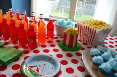 sweet sixteen party carnival theme | Just Another Day in Paradise: Weekend of Carnivals and a Popcorn ...