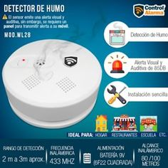 Control, Audio, Ip Camera, Security Systems, Smoke, Products