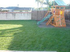 ideas for a backyard play ground | Hamblen Family: Backyard Playground