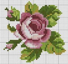 Brilliant Cross Stitch Embroidery Tips Ideas. Mesmerizing Cross Stitch Embroidery Tips Ideas. Cross Stitch Rose, Cross Stitch Flowers, Cross Stitch Charts, Cross Stitch Designs, Cross Stitch Patterns, Cross Stitching, Cross Stitch Embroidery, Embroidery Patterns, Hand Embroidery