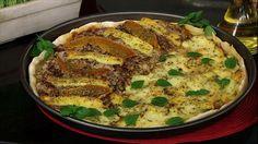 Pizza de Pão de Queijo   Receitas   Dia Dia