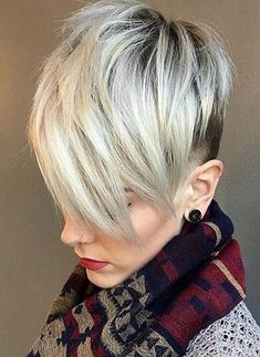 27 Most Inspired Short Hair cuts In 2018
