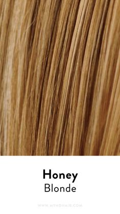 The Honey Blonde The Honey Blonde I am a classic, soft Blonde with sweet Natural hues and a richness Dark Blonde Hair Color, Light Blonde Hair, Golden Blonde Hair, Honey Blonde Hair, Blonde Lowlights, Blond Highlights, Blonde Balayage, Hair Shades, Blonde Shades