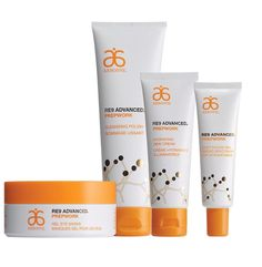 NEW Re9 Advanced Prepwork from Arbonne! Targeted for ages 18-30