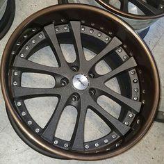 Weds Kranze LXZ wheels