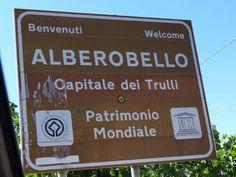 Alberobello Capitale dei Trulli