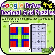 Google Drive Decimal