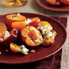 Yellow Plum Salad Recipe   MyRecipes.com