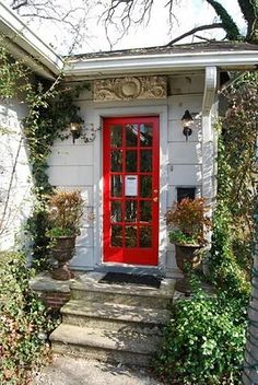 Red Door!!  Johna Beall Real Estate in Seattle