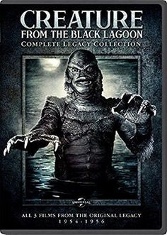 Richard Carlson & Jeff Morrow & John Sherwood & Jack Arnold -Creature From the Black Lagoon: Complete Legacy Collection
