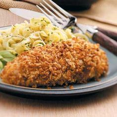 CRISPY ONION CHICKEN  ..