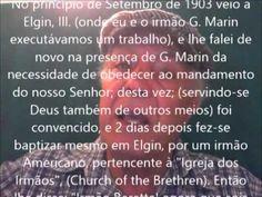 A BLASFÊMIA NA SANTA CEIA DA CONGREGAÇÃO CRISTÃ PARTE 2