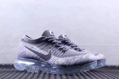 436a8d47d83ea Trainers 2018 Nike Air VaporMax Ash Grey Wolf Gray Nike Air Max Tn