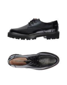 CHIARINI BOLOGNA Women's Lace-up shoe Black 11 US