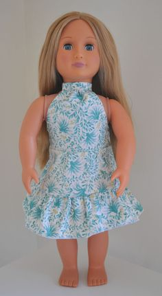 American Girl Dolls Clothes 18 Inch Doll $14.00 from Sew Nice Dolls Clothes and Accessories