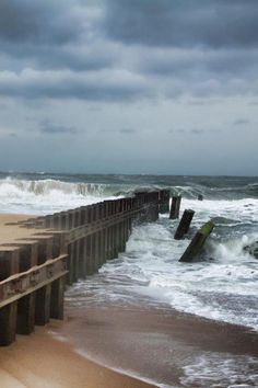 OBX...old Cape Hatteras lighthouse beach.
