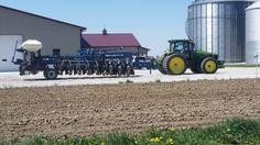 Gough Farms Kinze planter