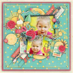 ~~ Capturing life: July ~~ by Blagovesta Gosheva http://shop.scrapbookgraphics.com/Capturing-Life-July.html  TP by Ak Designs