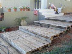 Pallet Steps - http://dunway.com