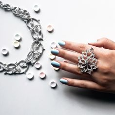 I want candy (and white diamonds)  #StephenWebster @NeimanMarcus