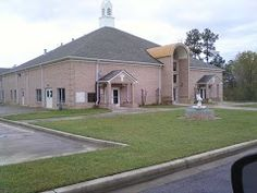 Golden United Methodist Church in Douglasville, Georgia