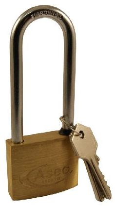 Door Furniture Direct Solid Brass 50mm Extended Shackle Padlock Security heavy duty solid brass padlock with  sc 1 st  Pinterest & Yale Window Security Locks Quick-Fit White Pack At Door furniture ...